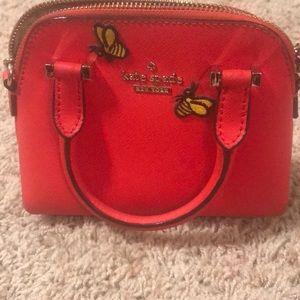 Mini Kate Spade satchel